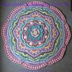 Mandala Madness Part 10 This week you add beautiful, soft curves to your Mandala, with an intricate dots and diamonds pattern. The diamond shape has been used since time began to signify creation, to show the balance between the male/female. It can be found in traditional art forms all over the world, from the most primitive art to the most Continue Reading