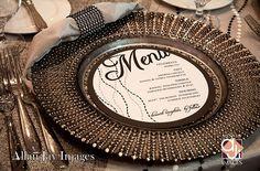 ♥♥♥ Charger Inspiration, Wedding Inspiration
