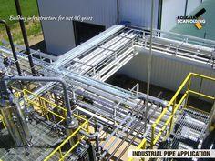 Industrial Pipe Application #industrialpipeline #application #industrialsupplies