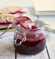 Crispy Pickled Beets - Refridgerated