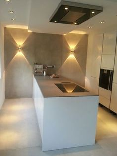 The Best Kitchen Design Luxury Kitchens, Cool Kitchens, Interior Design Kitchen, Modern Interior, Küchen Design, House Design, Home And Living, Living Room Designs, Sweet Home