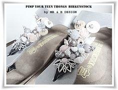Pimp your Teen Thongs Birkenstock