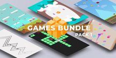 Buy Buildbox Games Bundle Pack 1 by bravewarriorapps on Codester. Packing, Games, Tecnologia, Bag Packaging, Gaming, Plays, Game, Toys