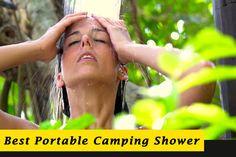 Find here the top 5 portable camp showers on the market. If you like to go camping for many days you should get the best camping shower for outdoor.