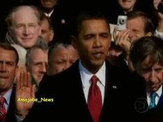 USA: Posse de Barack Obama Vira Momento Histórico