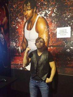 Double the Ambrose... double the fangirls... we might have a problem... LOL<3