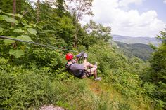 Gravity Zip Lines at Adventures on the Gorge in West Virginia New River Gorge, Fayette County, Whitewater Rafting, West Virginia, Spaces, Adventure, Zip, Vacation, World