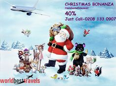 Booking Cheap Flights with http://worldbesttravels.com/ means you always get the best deals for all in the world. Compare last minute airline deals on all domestic airlines flying from united kingdom to anywhere in the world.
