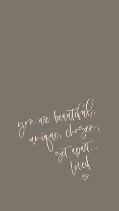iPhone Wallpaper Background. Handwritten. Inspirational Quote