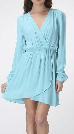 Mint Suprlice Dress