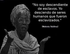 """""""I am not a descendant of slaves. I am descended from human beings who were ENslaved."""" (Translation.)  Makota Valdina Pinto is a ritual elder in her terreiro (temple) and in the wider Candomblé (Afro-Brazilian) community. A retired schoolteacher, she is a passionate voice on socio-environmental issues and a respected counsel to the City of Salvador. Makota Valdina possesses a wealth of knowledge about sacred and medicinal plants which she works to pass on to youth."""