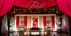 Best Pakistani Wedding Planner and Designer in Lahore Pakistan.  For more: www.tulipsevent.com