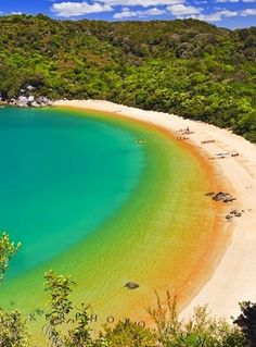 The Abel Tasman National Park | Sightsz