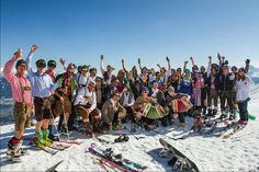 #SkiPorn made in the #Alps - Snagged some photos with @freeskicrew on @redbull #SNOW
