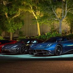 """Sleeping Beauties Follow @Pagani_Motorsports  Follow @Pagani_Motorsports  #  Freshly Uploaded To www.MadWhips.com  Photo by @jlow_fotoworks"""