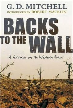 Backs to the Wall, Robert Macklin GD Mitchell - Shop Online for Books in Australia