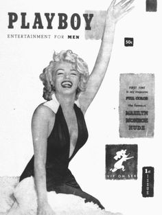 Marilyn Monroe - Playboy - Photo AP-HO
