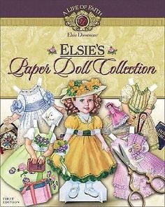 Elsie's Paper Doll Collection (Life of Faith, A: Elsie Dinsmore Series)