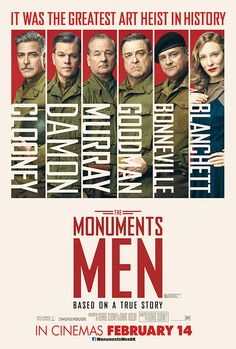 The monuments men (2014) - George Clooney
