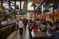 The Food Scene at Mercato Centrale in Florence