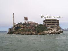 SF Bay, California - Alcatraz | BayEssence.com Andar en Bote / Parte 1