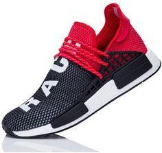 Adidas NMD Huhan Race Mens running shoes Black red3