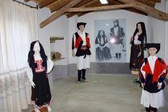 An exhibition of traditional costumes, Urzulei, Ogliastra