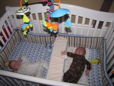 12 Cool Crib Divider For Twins Picture Ideas