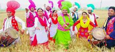 Having a Gala Time at the #Baisakhi_Festival Celebration in Patiala -  I had spent a fair amount of time in #Patiala by then and made some really good friends. They had forced me to participate in the Baisakhi #festival and experience the religious fervour and zeal with which it was celebrated #tourism