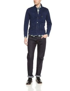 G-Star Raw Men's A Crotch 3D Cropped Blazer, Dark Aged, Large G-Star Raw ++ You can get best price to buy this with big discount just for you.++