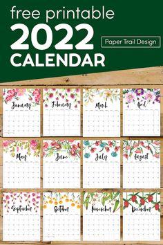 Calender Print, Free Calender, Printable Yearly Calendar, Free Printable Calendar Templates, Calendar Pages, Planner Pages, Free Printables, Desktop Calendars, August Calendar