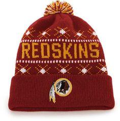 2017 Winter NFL Fashion Beanie Sports Fans Knit hat Redskins Hat 5fe6d5d3b