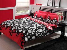 Brazil Kırmızı by Taç Bedding Sets, Comforters, Blanket, Furniture, Home Decor, Creature Comforts, Quilts, Decoration Home, Room Decor