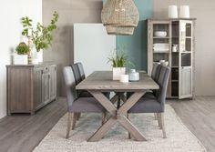 spisebord 100x220 cm - KRISTENSEN & KRISTENSEN AS - WoodStory - Møbelringen