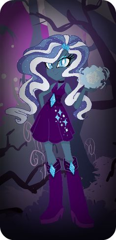 Nightmare+Rarity+in+EqG+by+NightmareLunaFan.deviantart.com+on+@deviantART