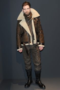 Belstaff Men's RTW Fall 2014 - Slideshow - Runway, Fashion Week, Fashion Shows, Reviews and Fashion Images - WWD.com