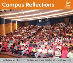 #CampusReflection #ITMUniversityGurgaon