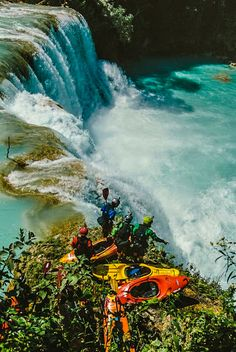 Mexico Whitewater Paddling