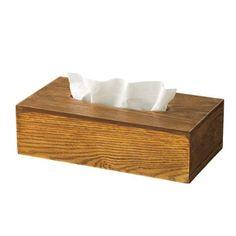 ブラン ウッドティッシュボックス: 生活用品|主婦の友ダイレクト