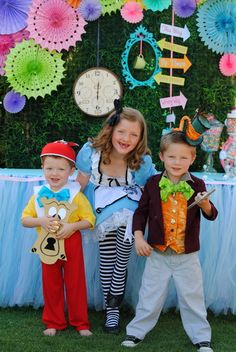 """Photo 3 of 36: Alice in Wonderland, Mad Tea Party / Birthday """"Alice in Wonderland"""" 
