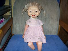 Dixie the Pixie a Whimsie vintage doll by American Character