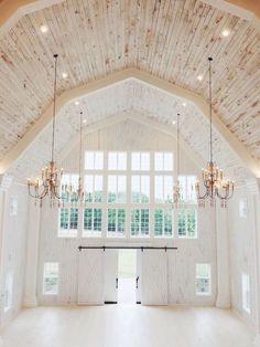 Beautiful Light filled barn