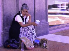 Begging in Duomo Milan by Necm Gün on 500px