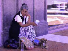 Begging in Duomo Milan by Necm Gün on 500px