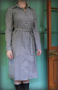 Another? Amy Butler Liverpool dress @Ruth E Fox, this is the dress for us.