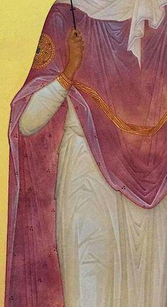 George Tooker, Icon Clothing, Male Icon, Eye Details, Byzantine Icons, Orthodox Icons, Religious Art, Aurora Sleeping Beauty, Illustration Art