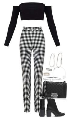 """Sem título #1466"" by manoella-f on Polyvore featuring moda, Chanel, Tiffany & Co., Suzanne Kalan e Sophie Buhai"