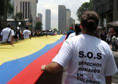 Más de 500 defensores de DDHH fueron asesinados en Colombia