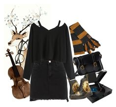 """Untitled #165"" by starscounter394 on Polyvore featuring Dr. Martens, Elope, aesthetic and newtscamander"