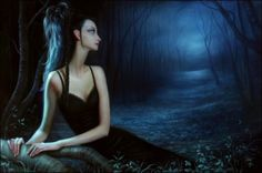 """""""The Parting"""" by Lori Earley (Virtu Exclusive) Canvas Edition of 50"""